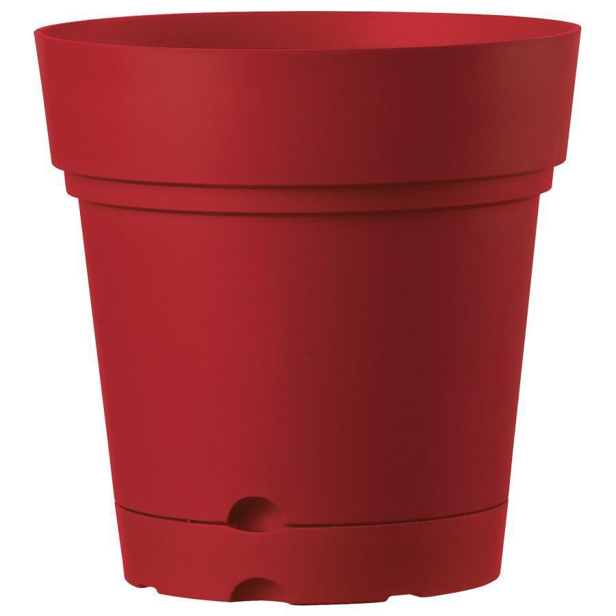 Plastic Garden Pot Plastic garden pot conical round samba 9bs1 deroma plastic garden pot conical round samba 9bs1 workwithnaturefo