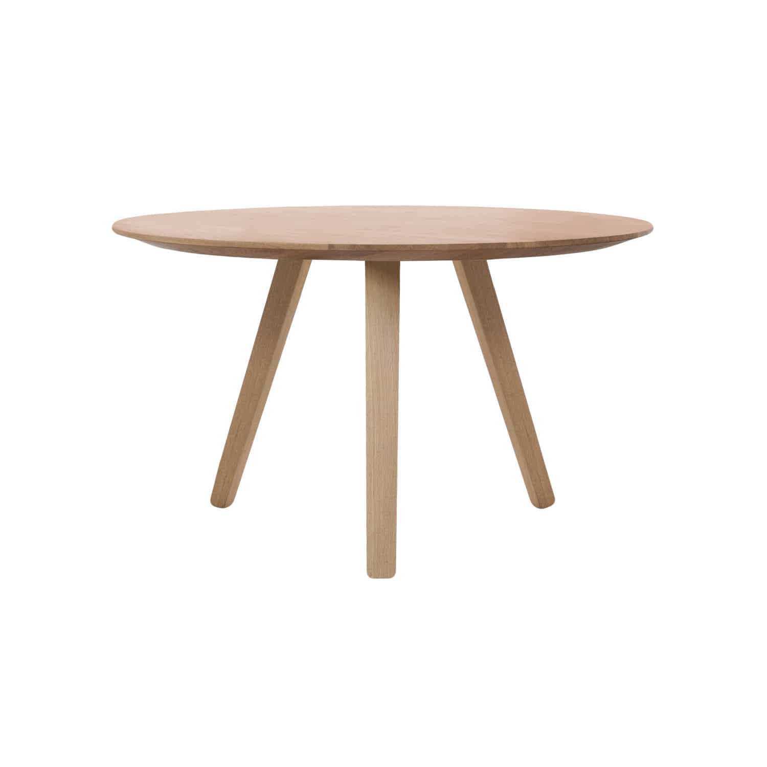 ... Contemporary Dining Table / Wooden / Round / Commercial