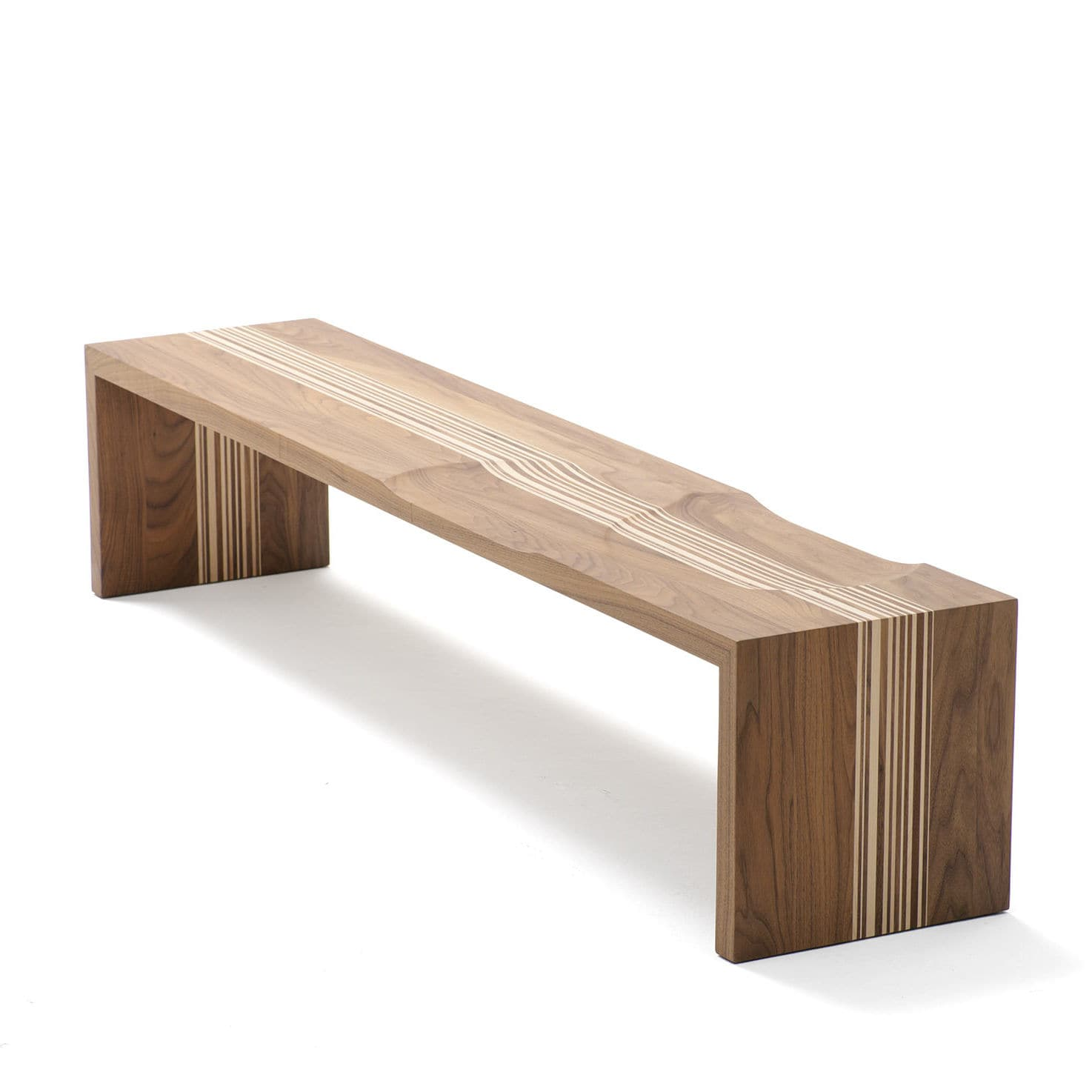 contemporary bench  wooden  code by miriam van der lubbe  arco - contemporary bench  wooden  code by miriam van der lubbe