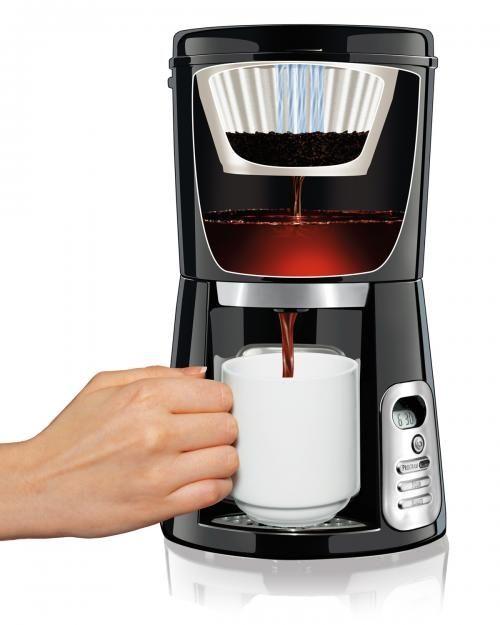 Filter coffee machine / automatic 47380 Hamilton Beach ...