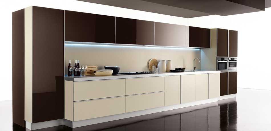 cucine moderne cucine moderne lineari lusso contemporary kitchen wooden lacquered matte