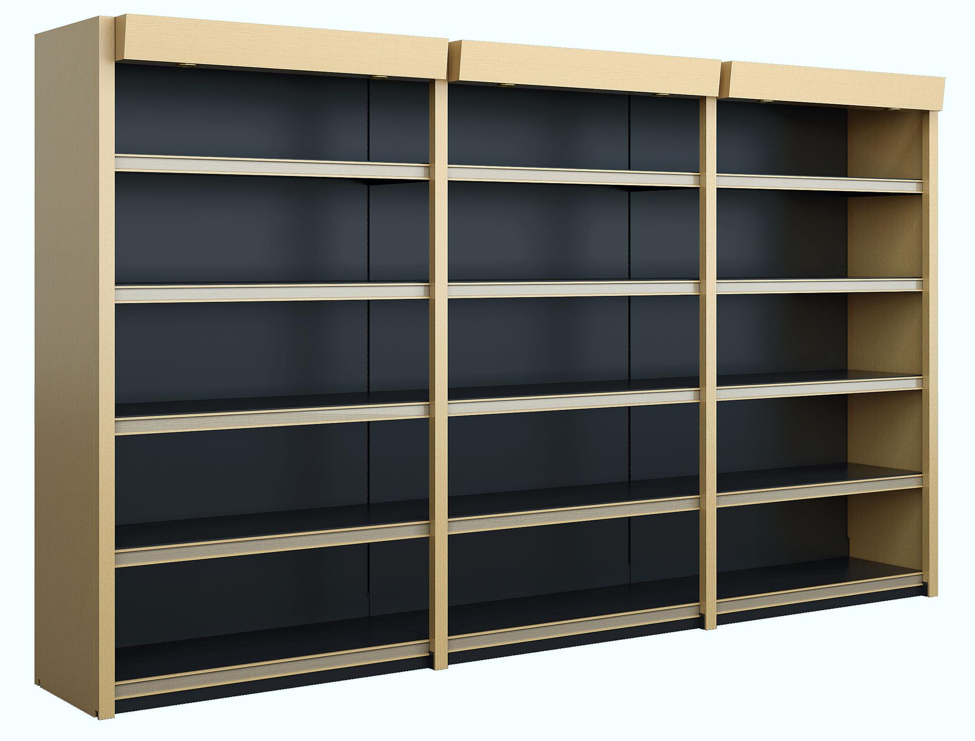 Shop Shelving Standard Wooden Wine Unit Eco Mafirol