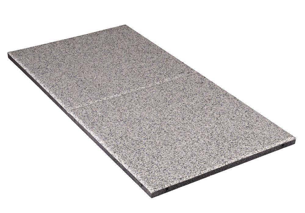 Rubber Flooring Tertiary Smooth Tile Look Keraflex Mc Bsw