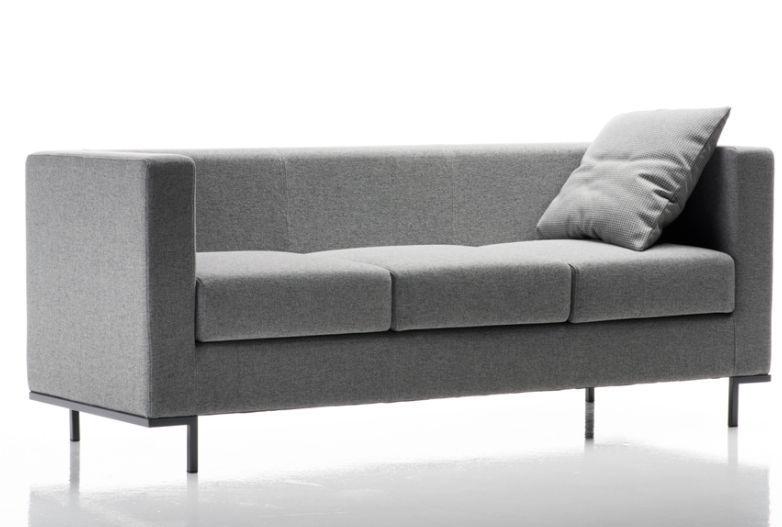 Contemporary Sofa Fabric For Public Buildings Commercial