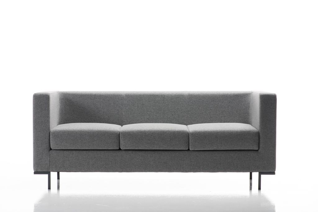 Contemporary Sofa Fabric For Public Buildings Commercial Hall