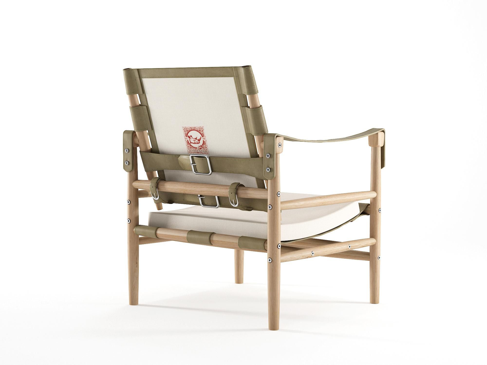 armchair oak leather nd01 nomad easy chair karpenter