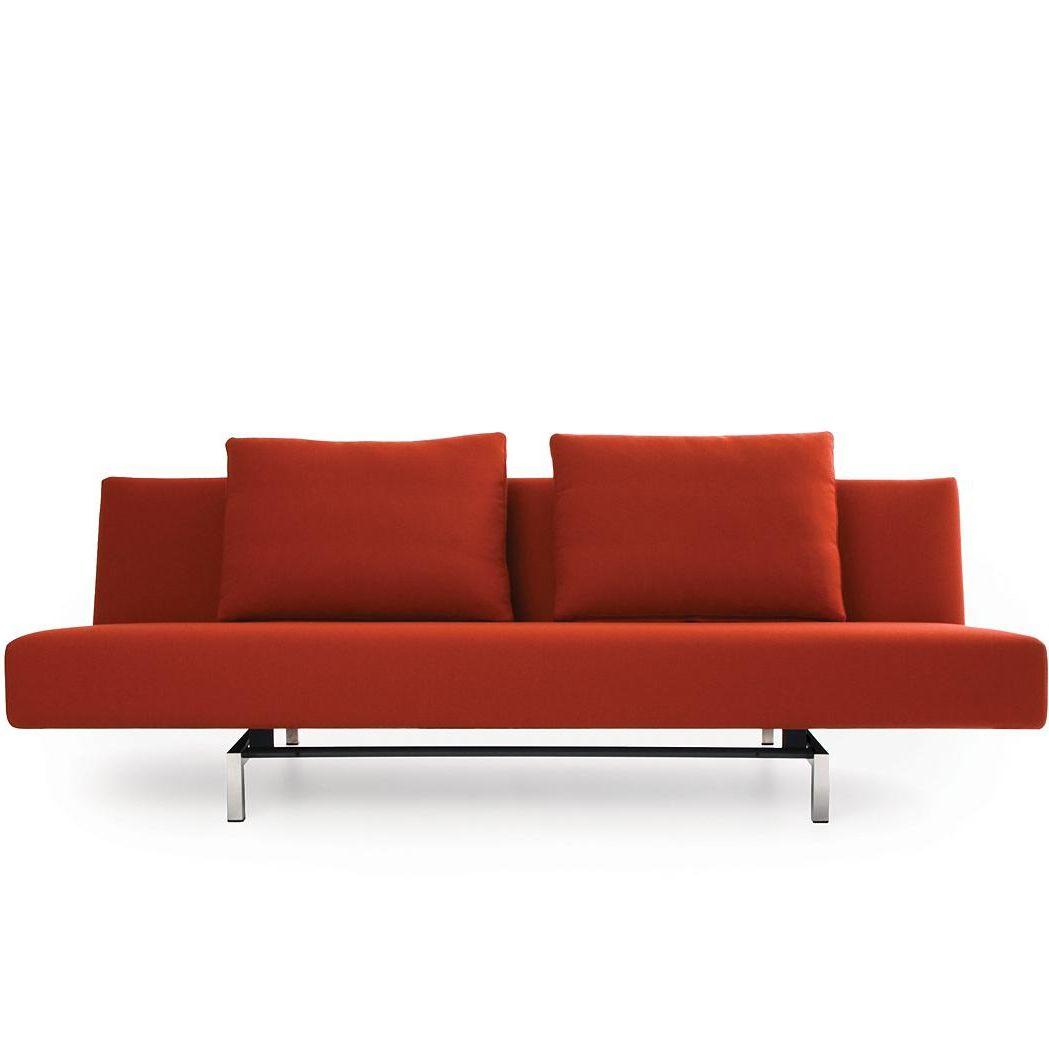 Sofa bed / contemporary / fabric / 2-person - SLEEPER - BENSEN