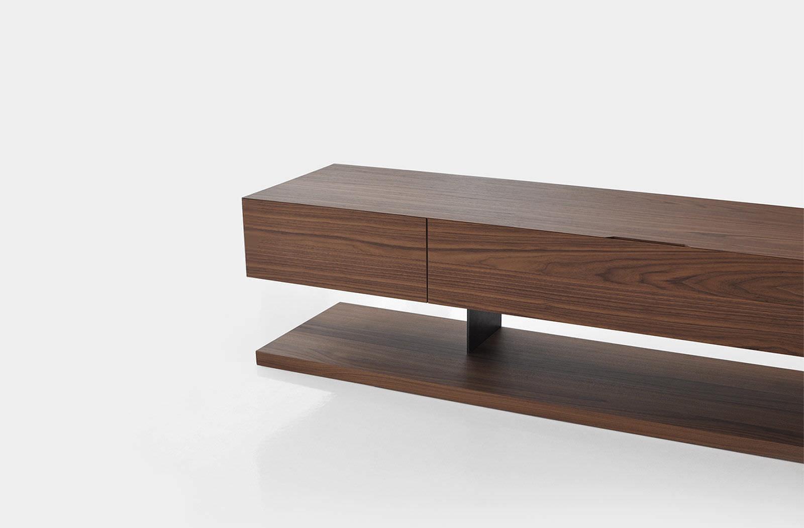 Contemporary TV cabinet / wooden - STANDARD - BENSEN