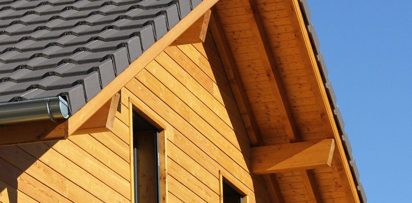 Wooden cladding / grooved / strip / FSC-certified - ELEGANCE ...