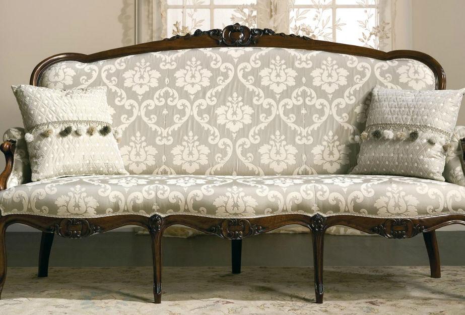 Clic Sofa Fabric 2 Person Multi Color
