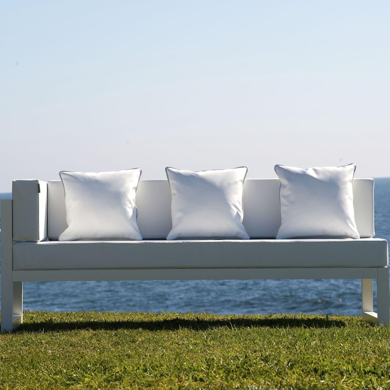 Modular Sofa / Contemporary / Garden / Fabric   CAIRO