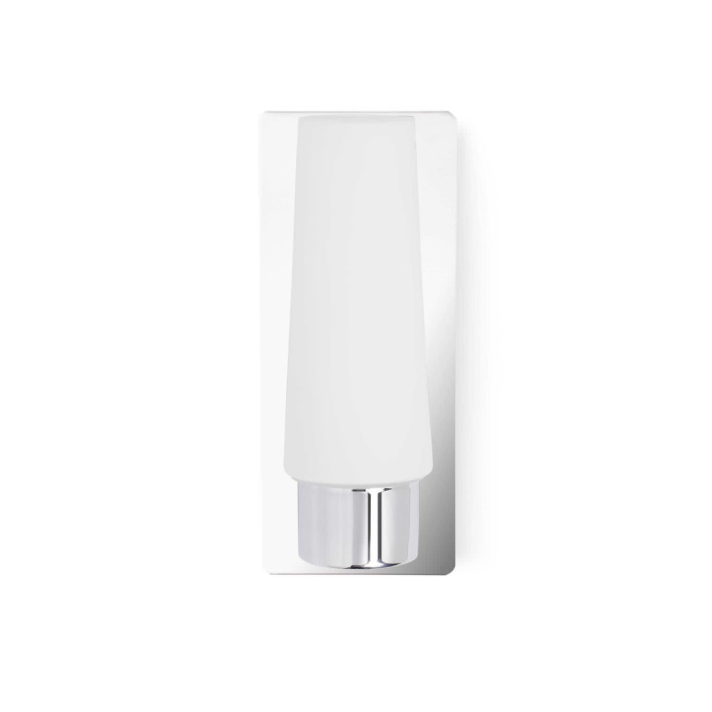 Bathroom Lights Debenhams contemporary wall light / bathroom / glass / stainless steel