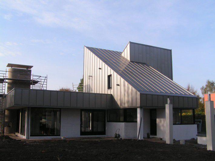 Zinc Titanium Roofing / Waterproof   NEDZINK NOVA