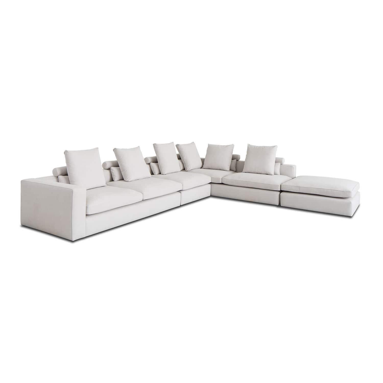 Modular sofa / corner / contemporary / for reception areas - LOS ...
