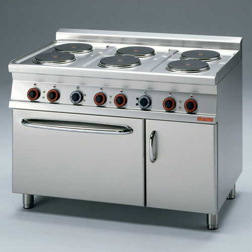 Electric Range Cooker / Commercial / Traditional