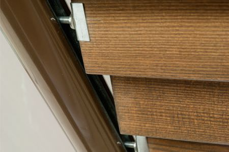 Venetian Blinds Wooden Outdoor