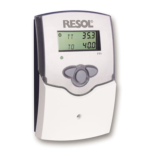 Room Thermostat Digital Wall Mounted For Heating Tt1 Resol