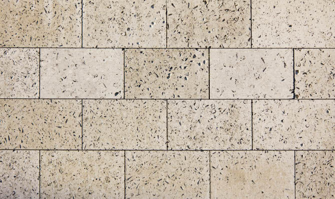 Natural stone cladding / textured / panel - JORDANS ROACH - Albion ...