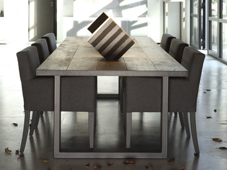 Contemporary Dining Table Wooden Canada
