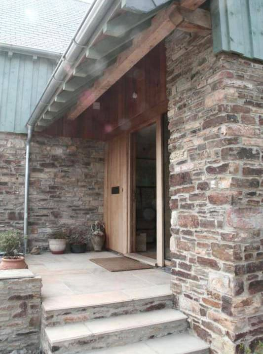 Prefab house / traditional / timber frame house / wooden frame ...