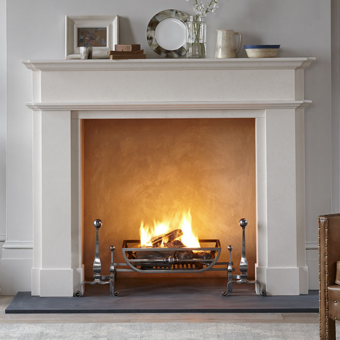 Discover all the information about the product Traditional fireplace mantel / stone THE ALHAMBRA  - Chesney  and find where you can buy it. Contact the manufacturer directly to receive a quote.