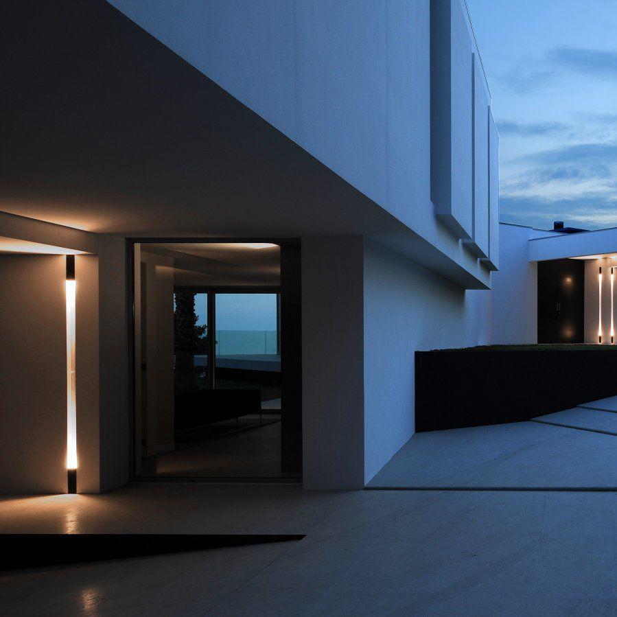 kreon lighting. Ceiling Lighting Profile / Wall-mounted Built-in HID - DOLMA 80 OUTDOOR Kreon