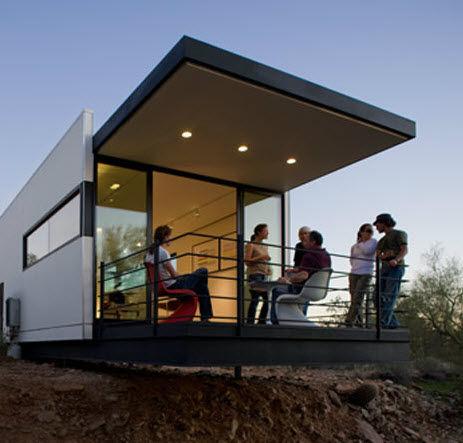 Modular house / design / energy-efficient - TALIESIN MOD.FAB - OMD ...