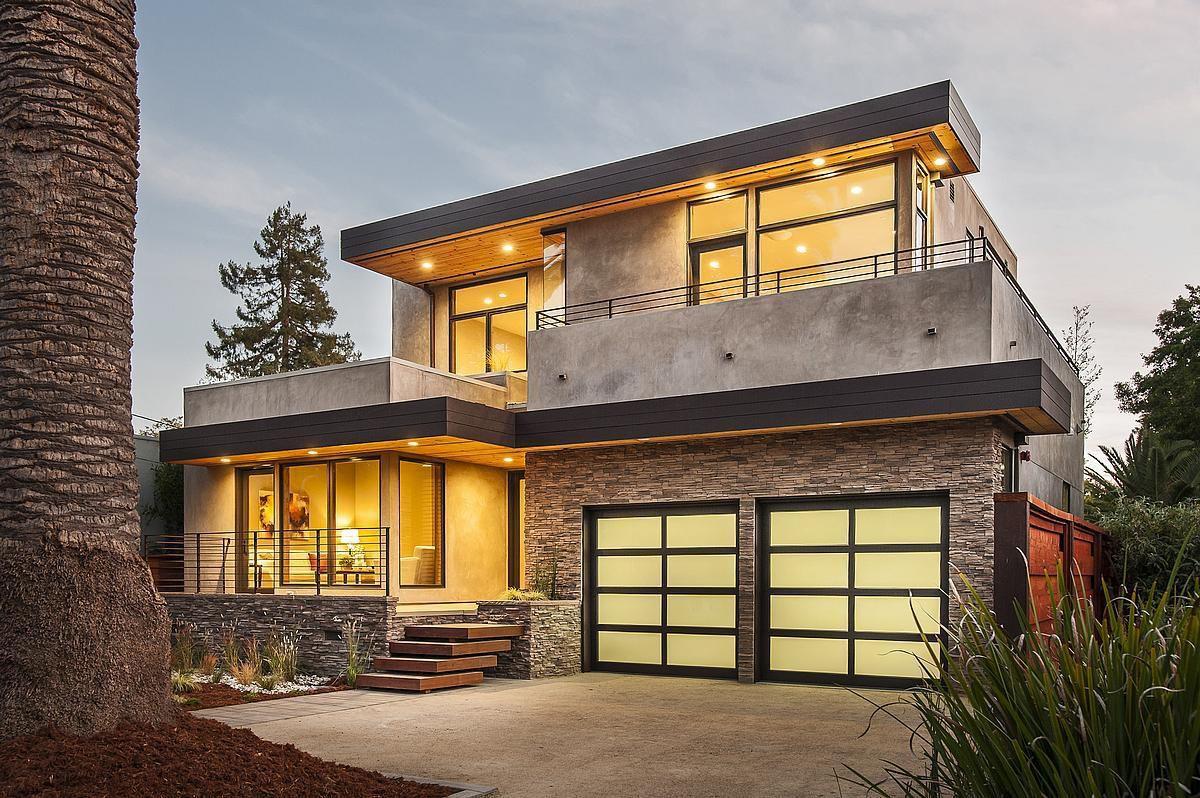 Prefab House  Contemporary  Energyefficient  Twostory - Prefabricated concrete homes designs
