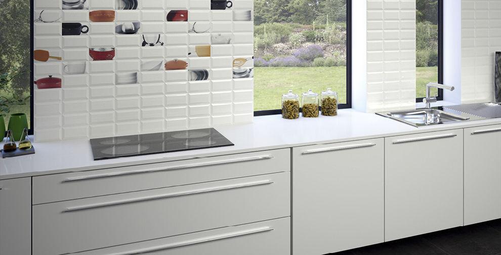 Bathroom tile / kitchen / floor / ceramic - METRO - APE