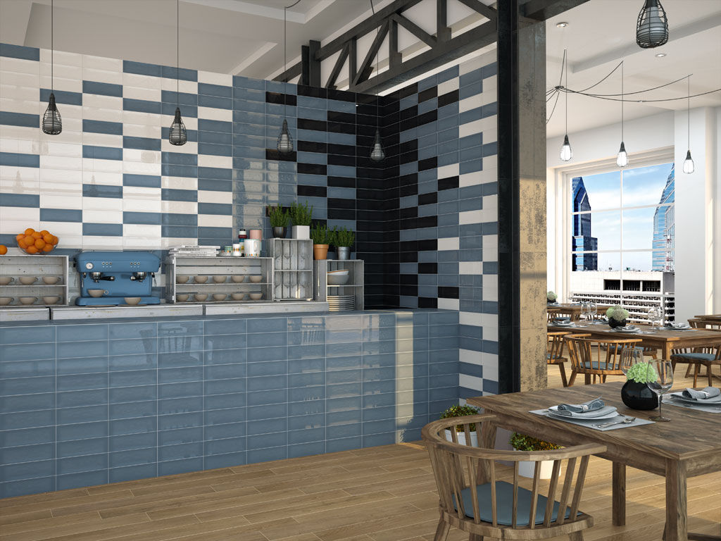 Indoor Tile Floor Ceramic High Gloss Belvedere Ape