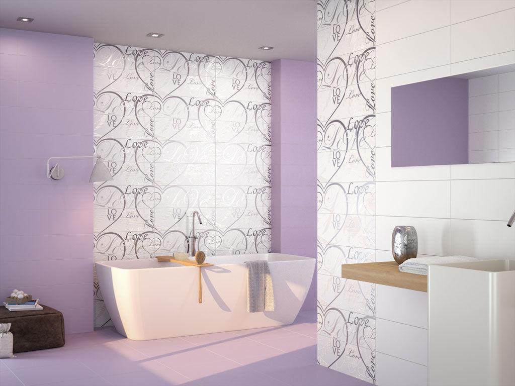 Bathroom tile / floor / ceramic / matte - ADORABLE - APE