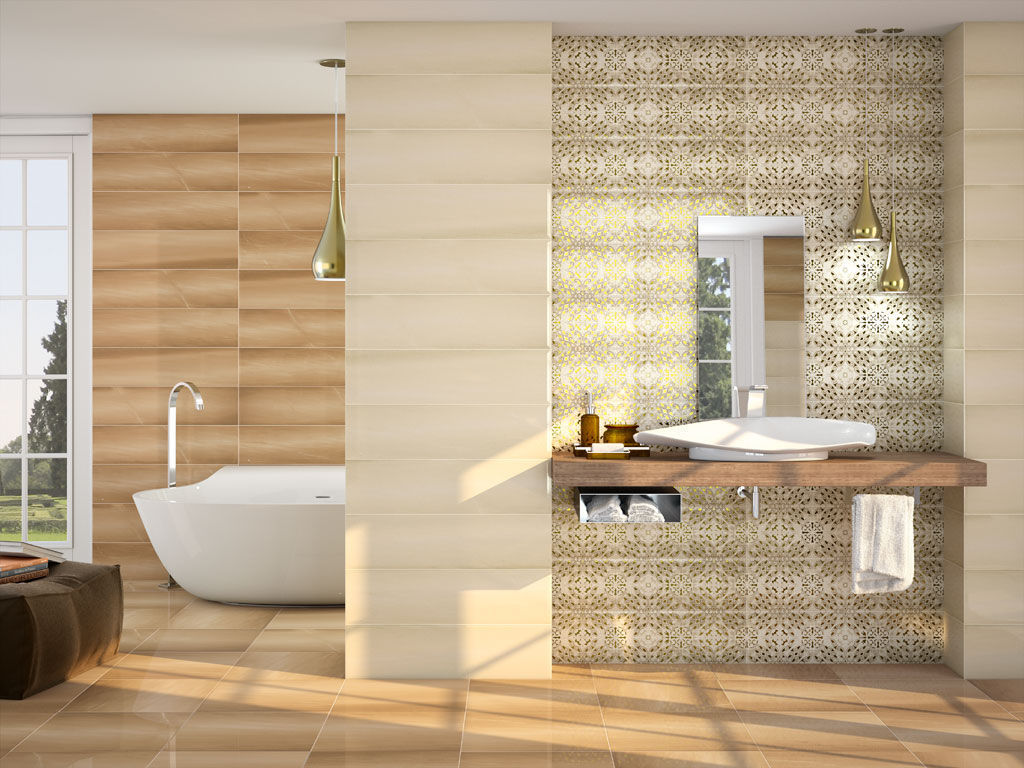 Indoor Tile Floor Ceramic Striped Nashville Ape Videos