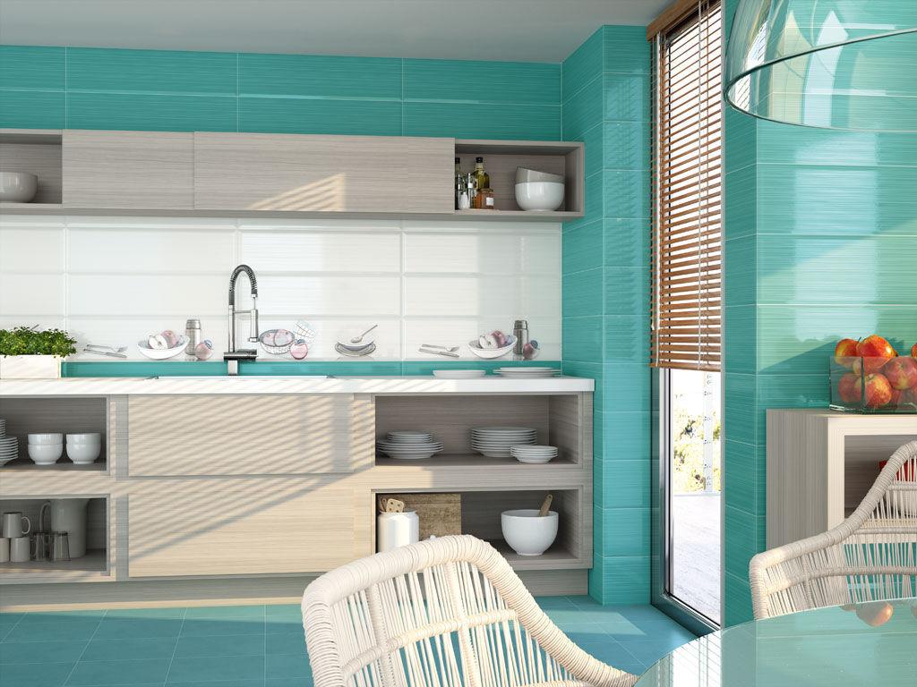 Bathroom tile / kitchen / floor / ceramic - RAINBOW - APE