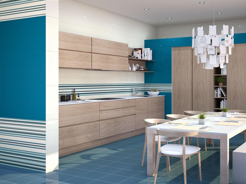 Indoor tile / floor / ceramic / floral - DIPLOMATIC - APE