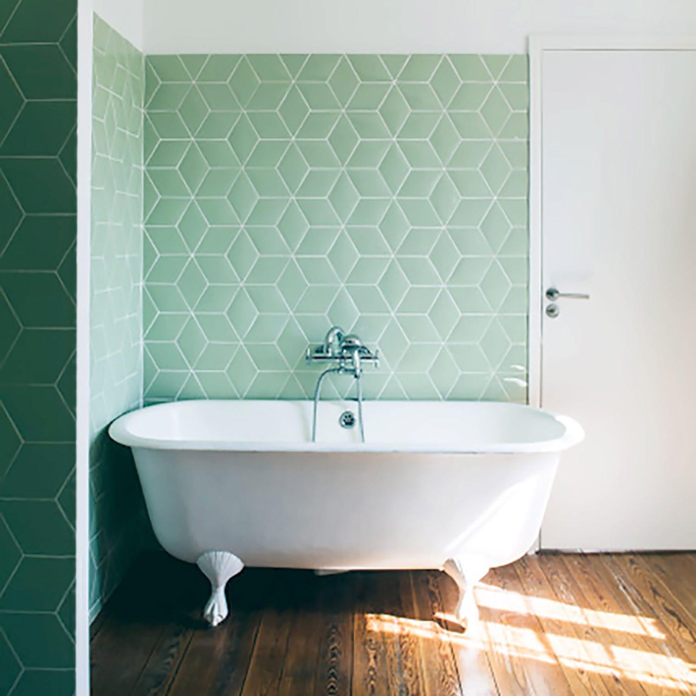 Indoor tile / wall / floor / ceramic - LOSANGES - Normandy Ceramics ...