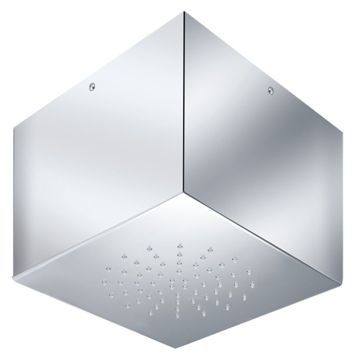Ceiling mounted shower head square kube sofmog142000