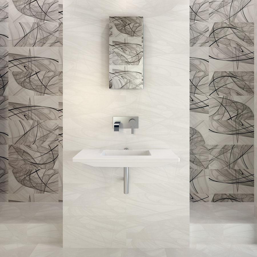 Almeria ceramic tile bien seramik - Bathroom Tile Floor Ceramic Patterned Saba