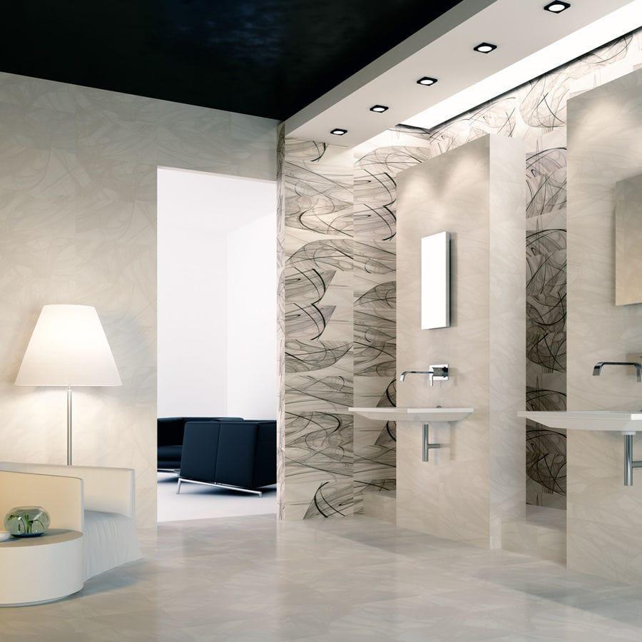 Almeria ceramic tile bien seramik - Bathroom Tile Floor Ceramic Patterned Saba Bien Seramik