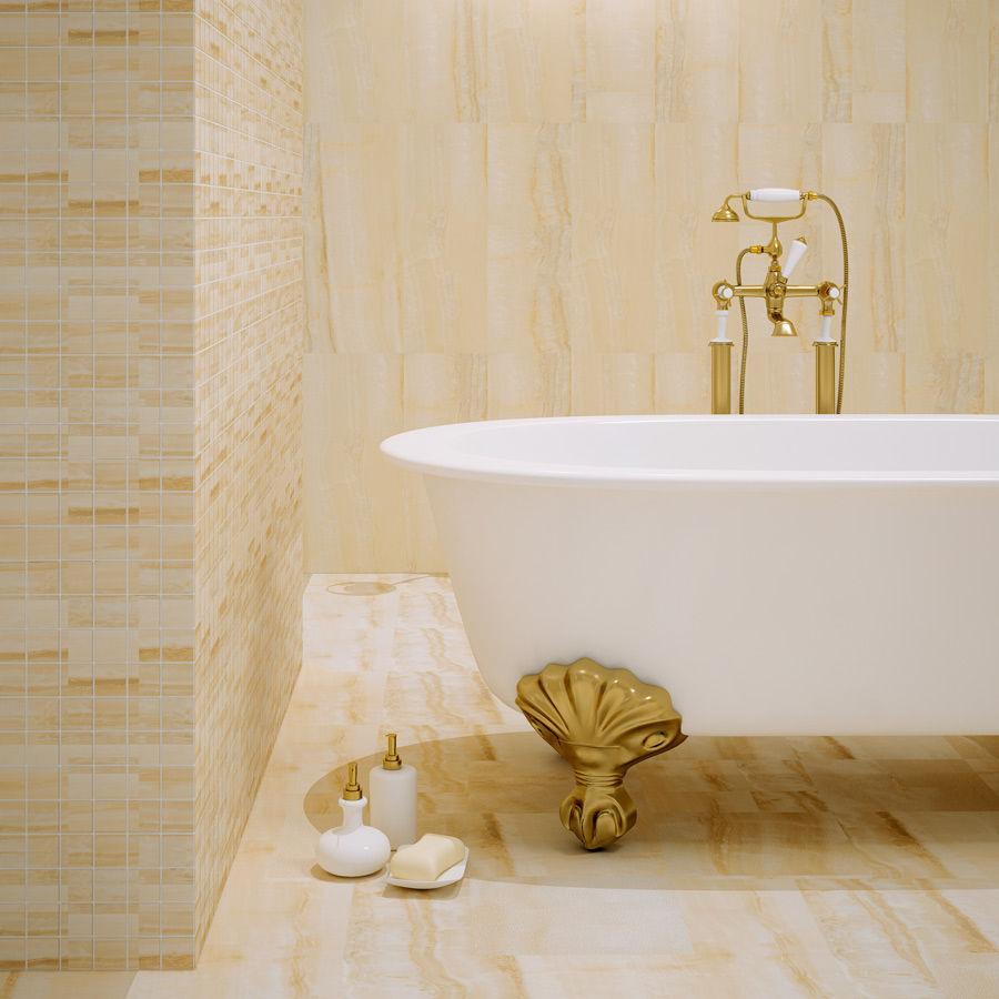 Almeria ceramic tile bien seramik -  Bathroom Tile Floor Ceramic Polished Asya Onix Bien Seramik