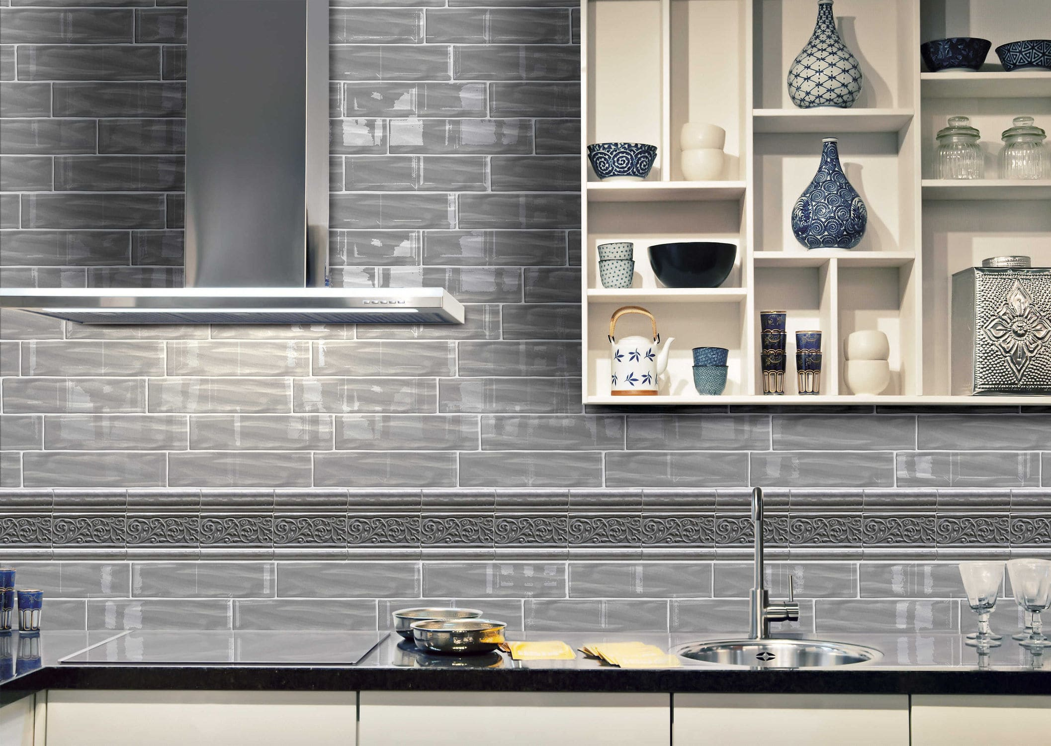 Imitation Brick Tile Indoor Wall Porcelain Stoneware
