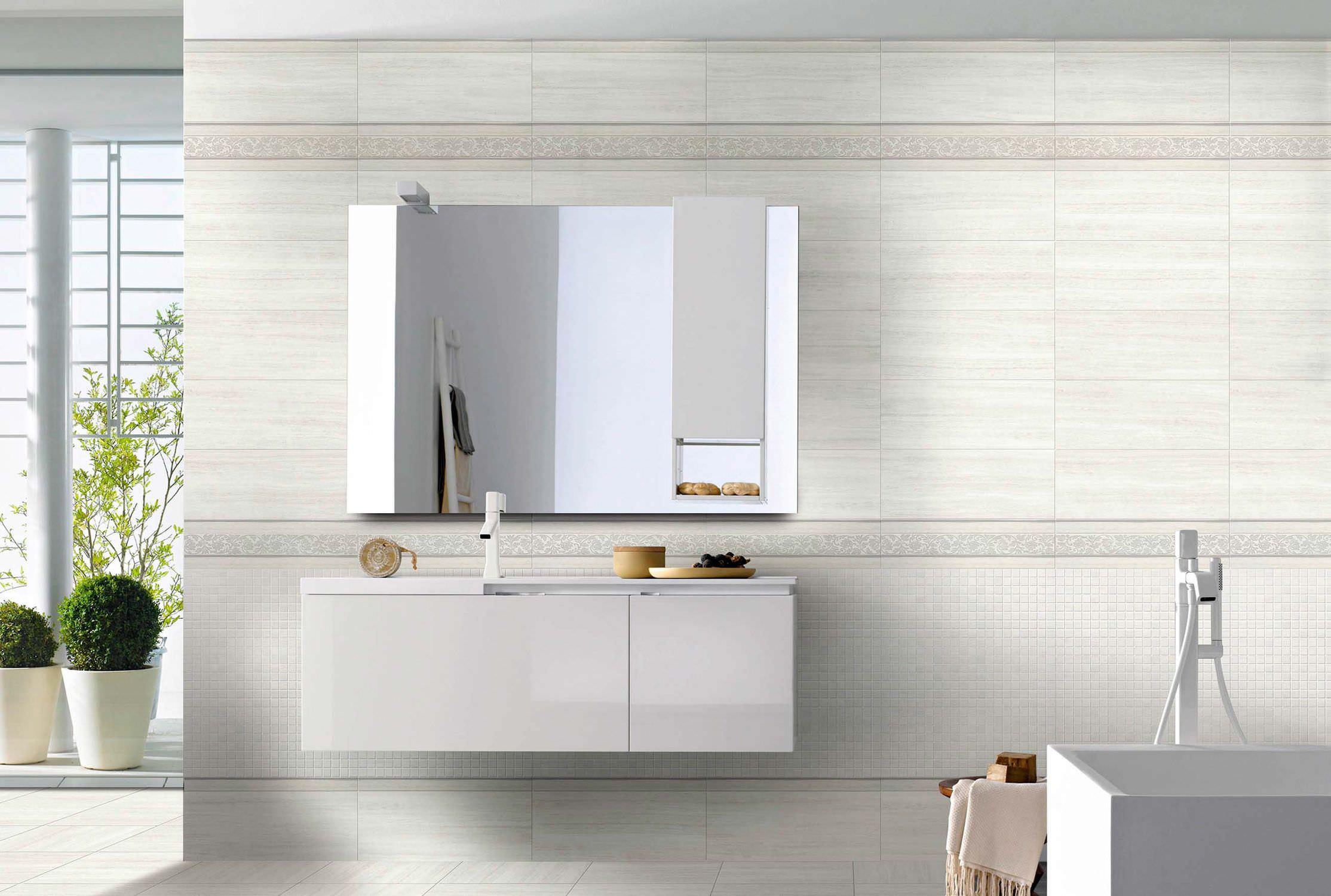 Bathroom tile / floor / for floors / porcelain stoneware - SPLENDIDA ...