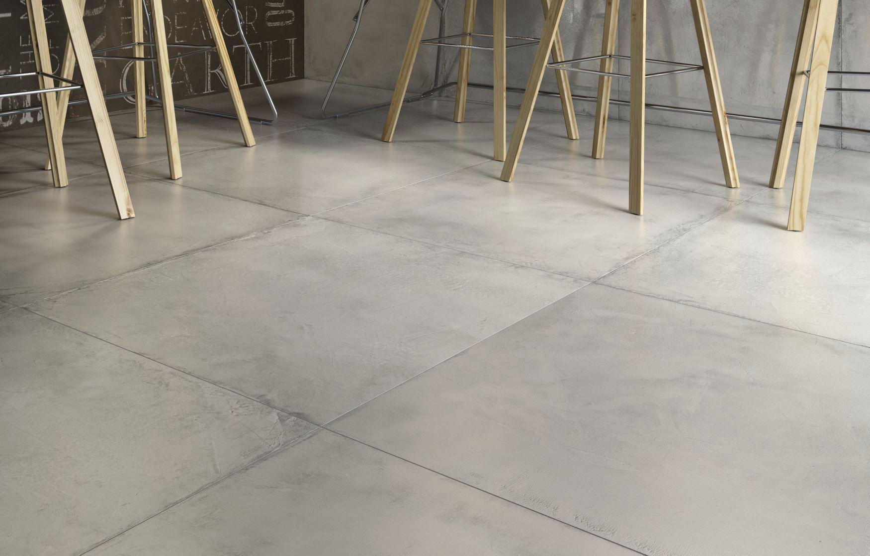 Beton Floor indoor tile floor wall porcelain stoneware res cover beton