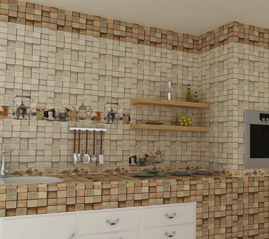 Kitchen Tile / Floor / Wall / Ceramic MINT CLEOPATRA GROUP