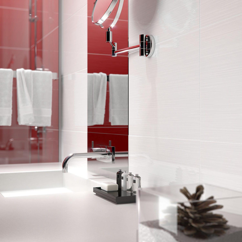Indoor tile / bathroom / wall / ceramic - EMOTIONS - DOMINO