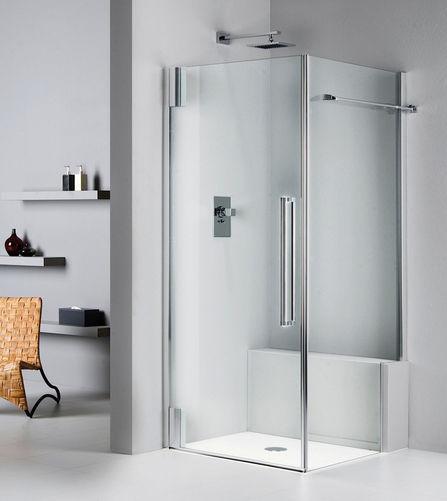 Glass Shower Rectangular With Hinged Door Princess 4000 Duka