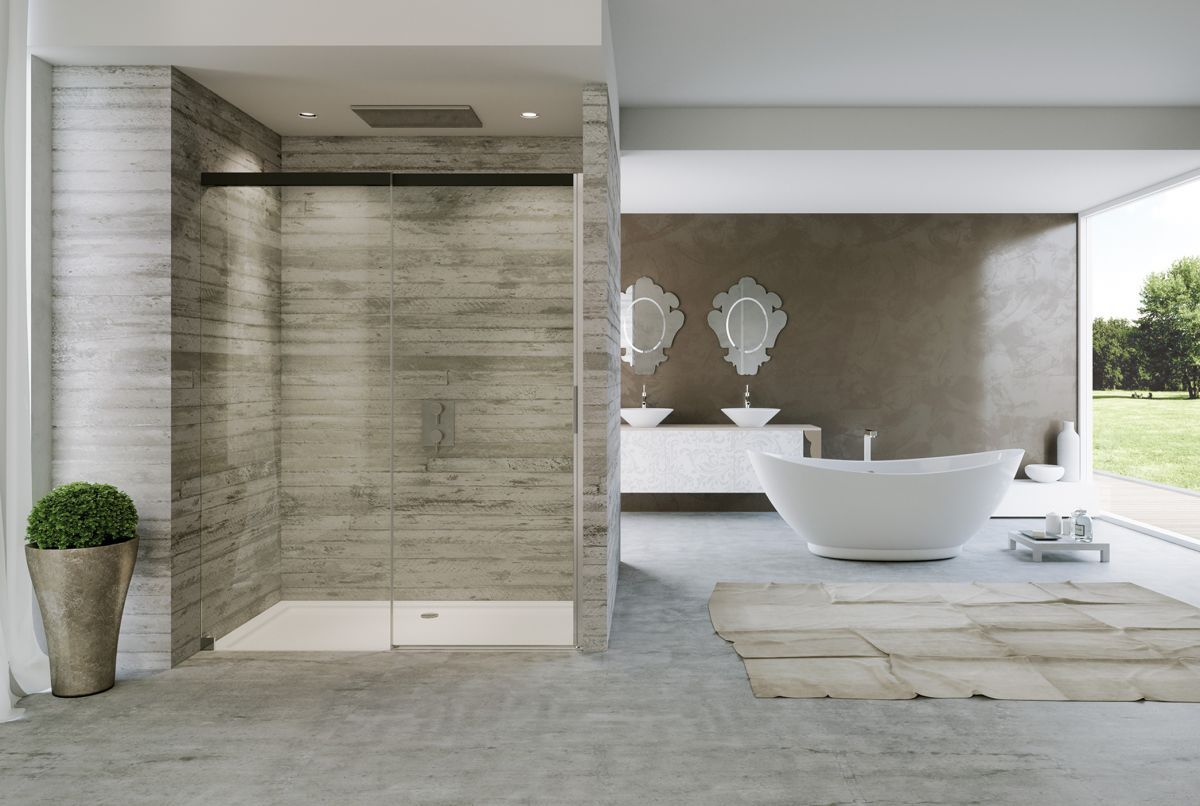 sliding shower screen for alcoves acqua 5000 xtn2 l duka sliding shower screen for alcoves acqua 5000 xtn2 l duka