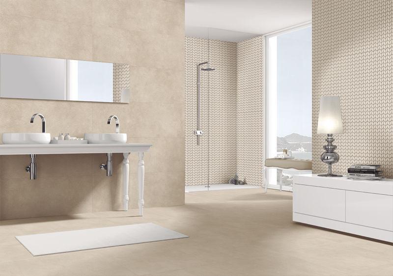 Indoor tile / wall / porcelain stoneware / plain - WHITE ... on construction schedule for a bathroom, plain white kitchen cabinets, plain white granite, antique white tile bathroom,