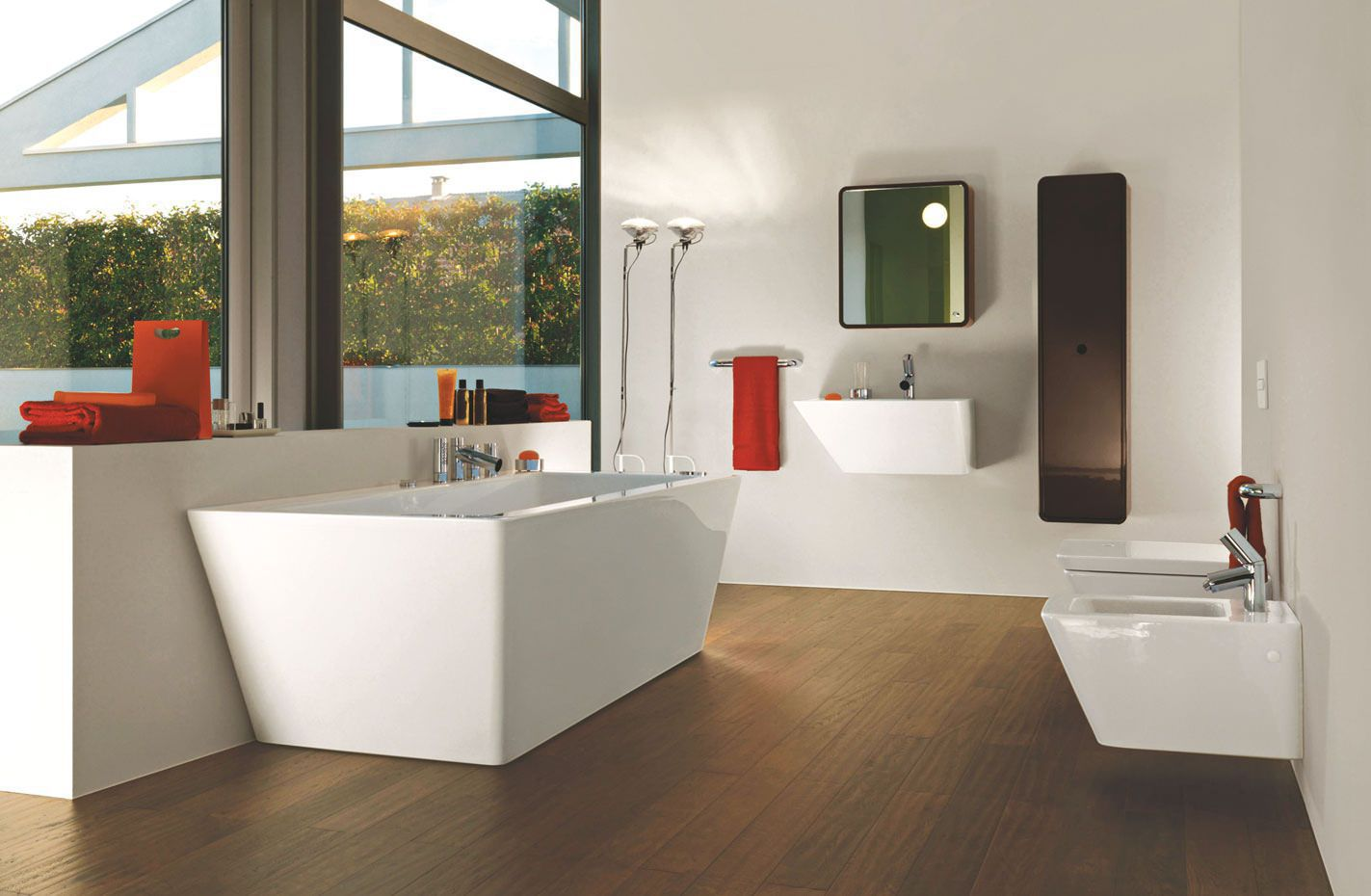 Indoor tile / floor / porcelain stoneware / natural - NOTTINGHAM ...
