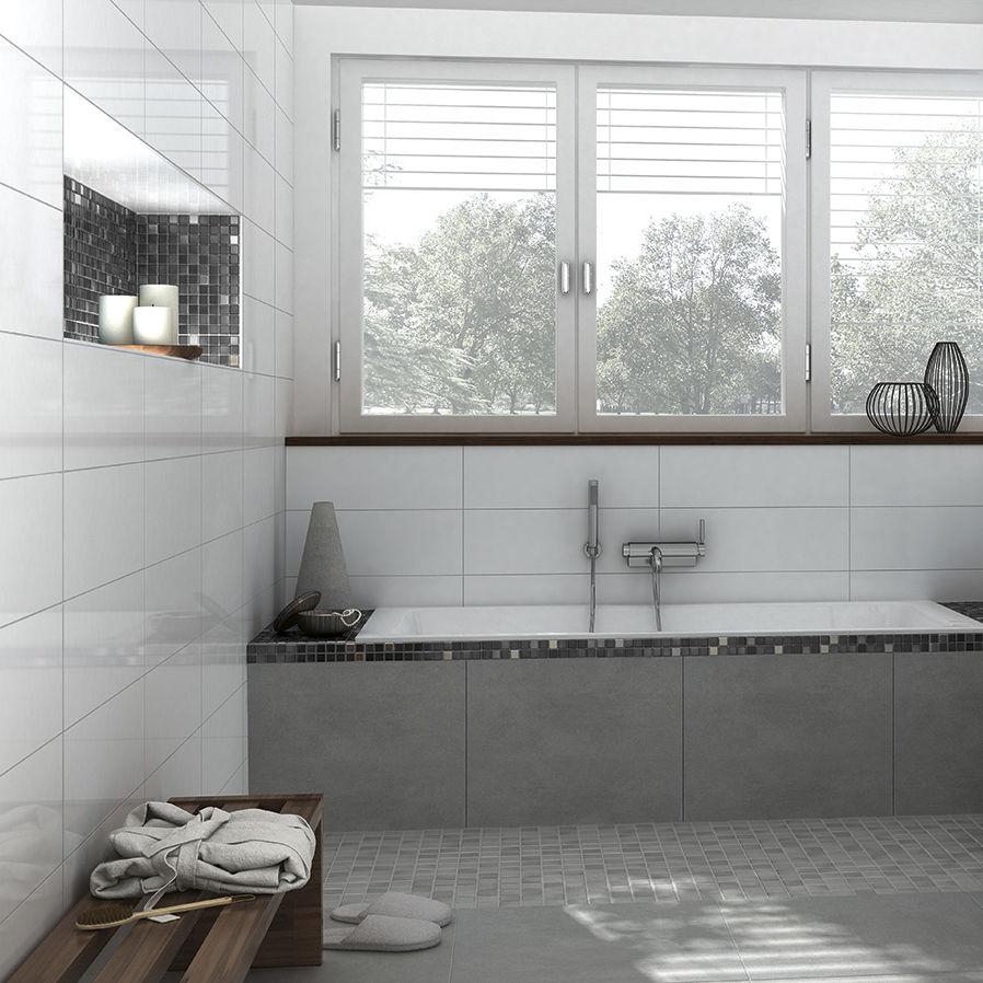 Bathroom tile / wall / floor / porcelain stoneware - FRESH : LIGHT ...