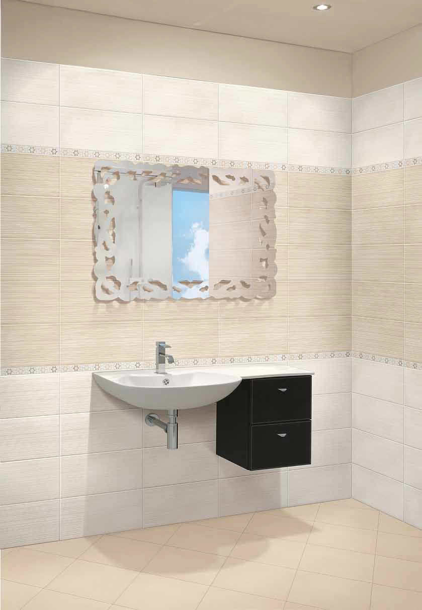 Indoor mosaic tile / bathroom / floor / porcelain stoneware - KERART ...